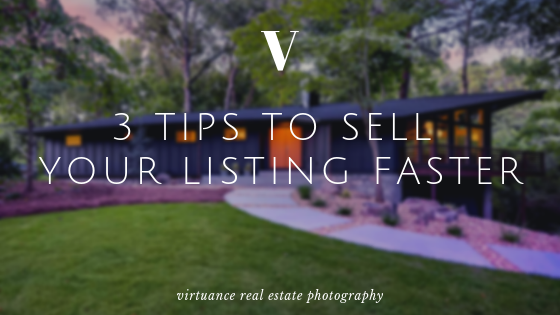 tips to sell your listing faster