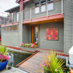 Upscale Craftsman floating home listed for $3.6 million