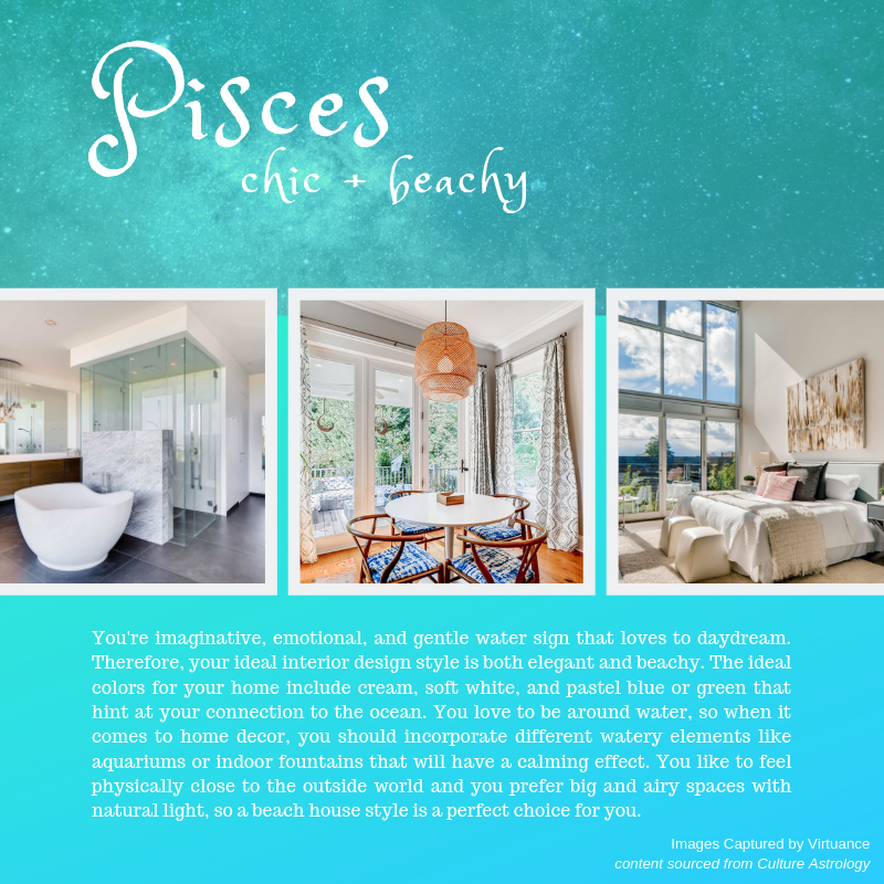what is your design style - horoscope - virtuance- pisces